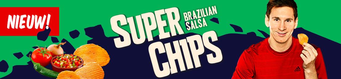 Nieuw! Lay's SuperChips 'Brazilian Salsa'