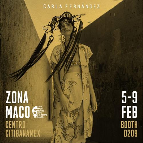 """Carla Fernández presenta """"Nuestras Diosas"""" en el marco de Zona Maco 2020"""