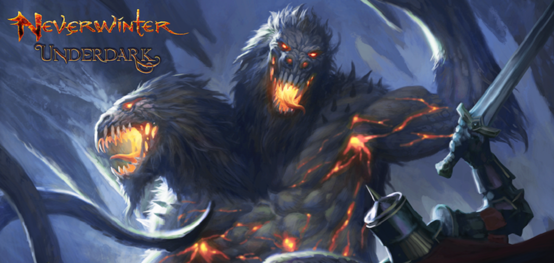 Геймплейный трейлер дополнения Neverwinter: Underdark