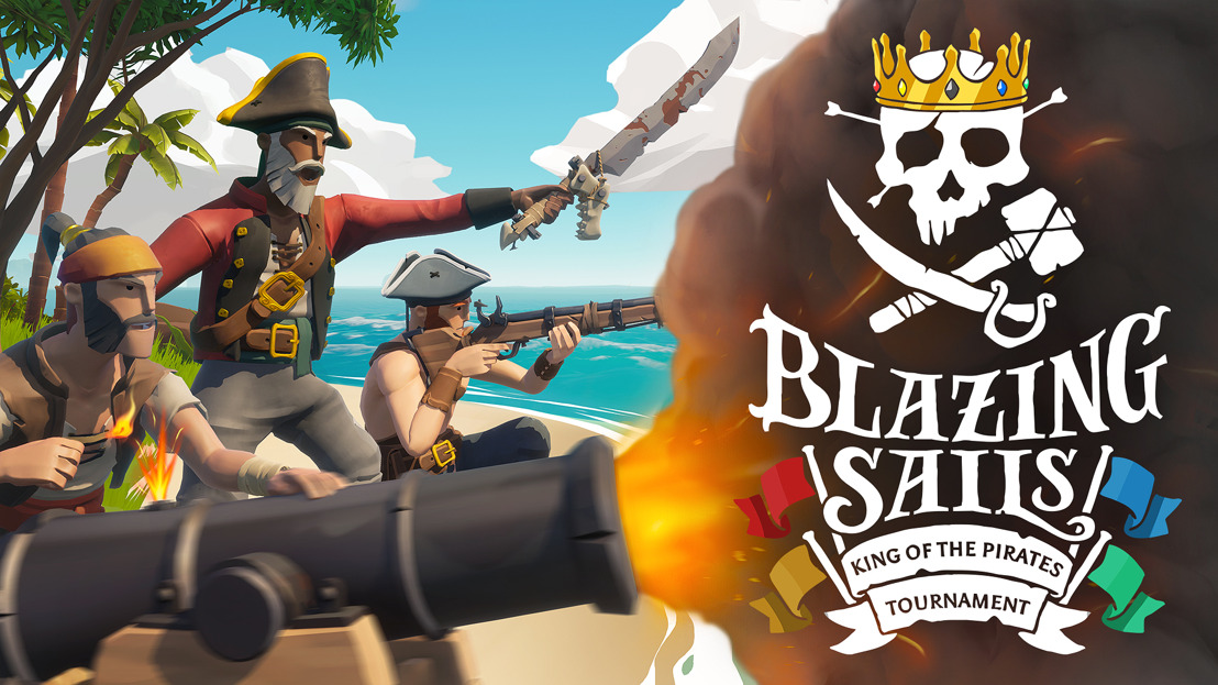 THIS WEEKEND! Twitch Tournament + Discount for Pirate Battle Royale Blazing Sails