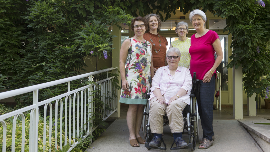 MS patients produce MS research at ANU