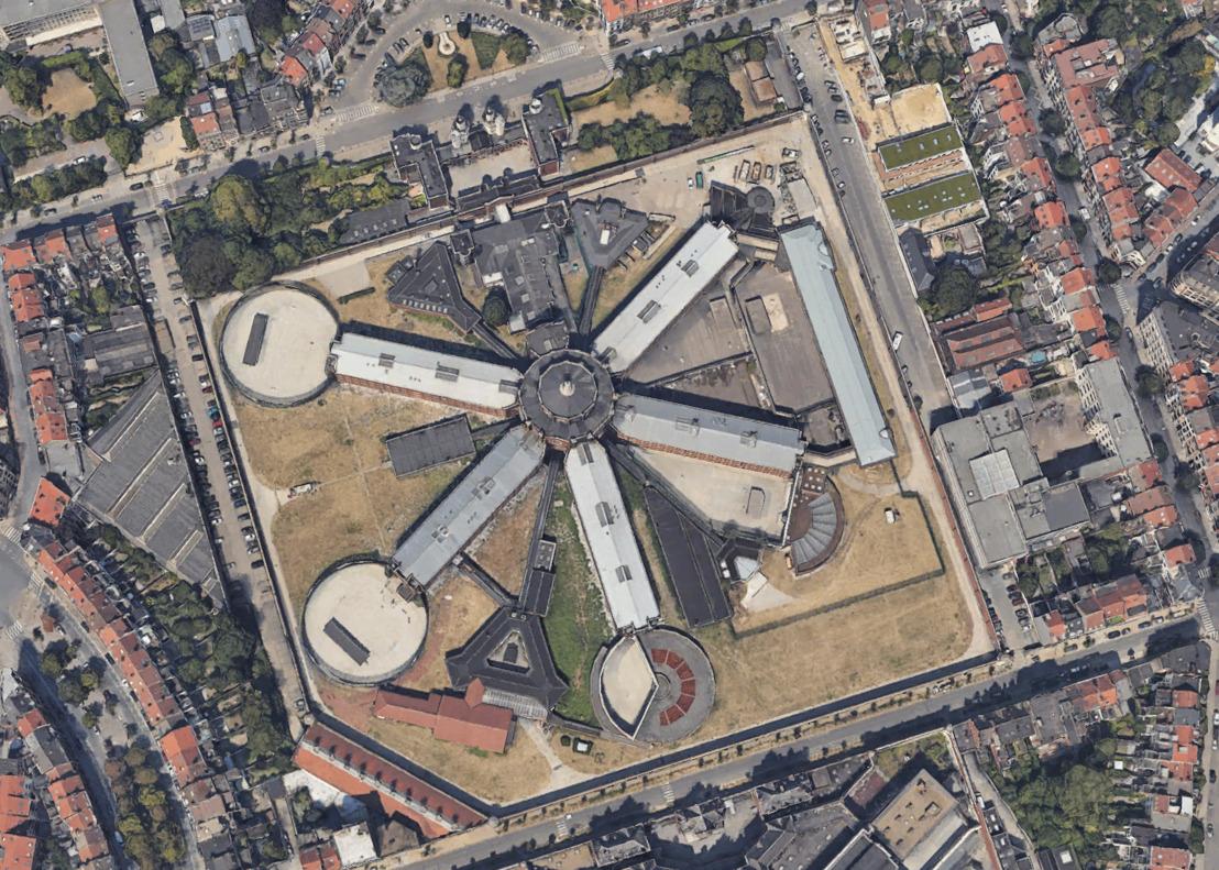 Brussels Gewest maakt werk van toekomst gevangenissite Sint-Gillis