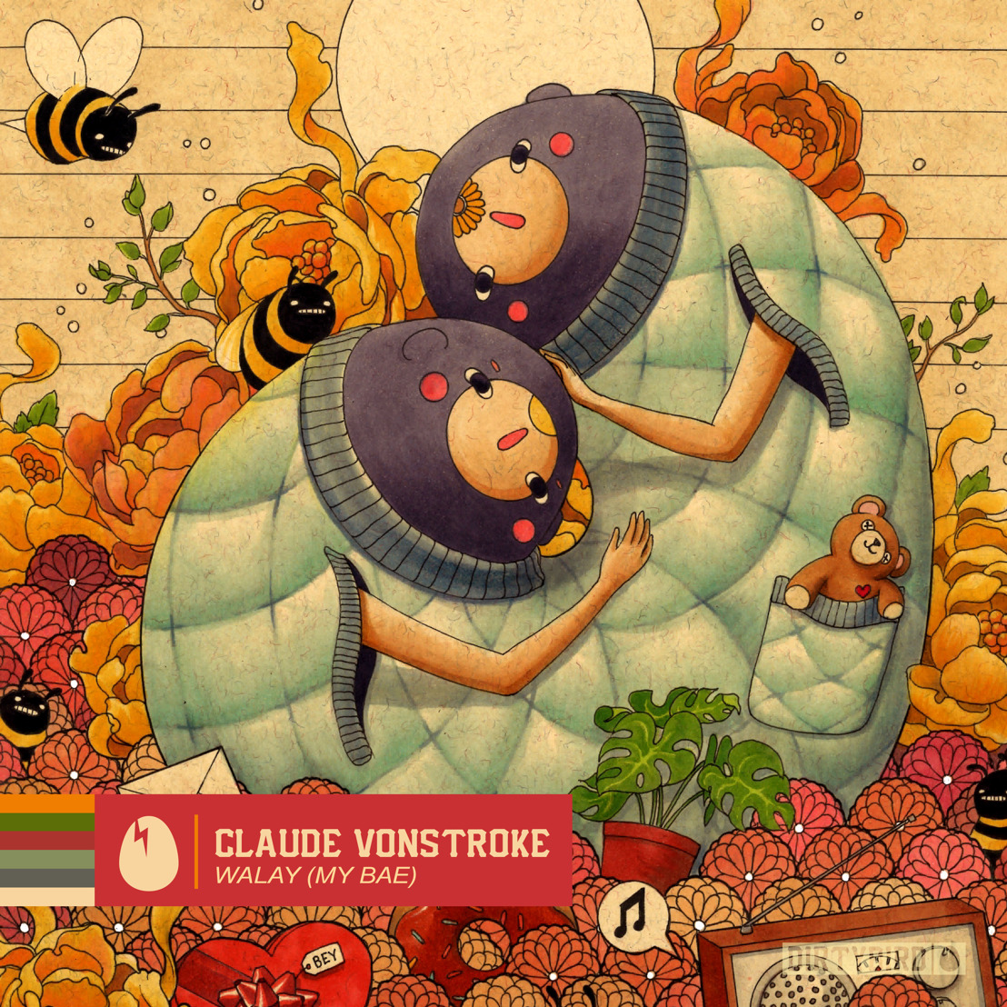 Claude VonStroke Announces 'Walay (My Bae)' EP