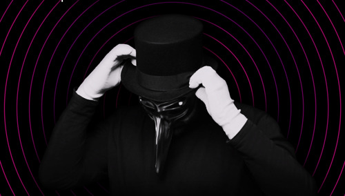 Claptone makes you want to dance at home with his Tomorrowland Friendship Mix