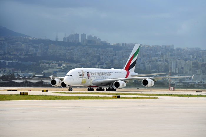 Preview: Emirates makes history with one-off A380 touchdown in Beirut