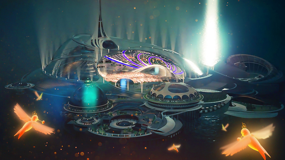 This is what Tomorrowland's magical New Year's Eve celebration will look like