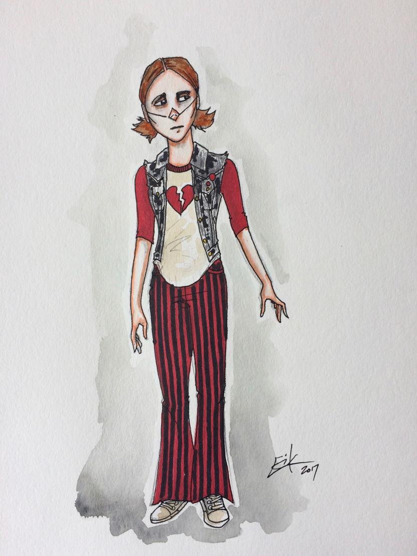 costume rendering by Erik Teague