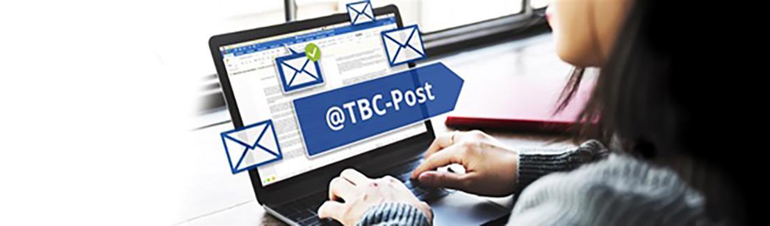 TBC-Post lanceert hybride aangetekende zending
