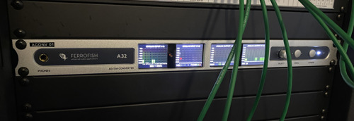 Temple University Taps Ferrofish A32 Converter for Televised Sports Broadcasts