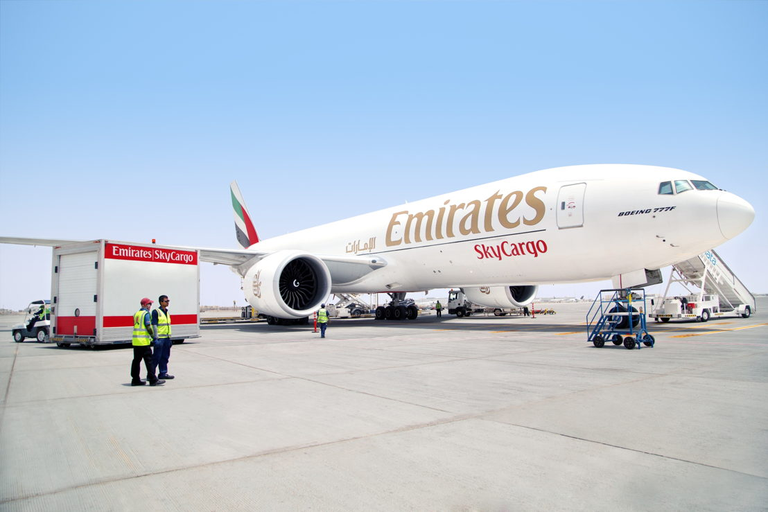 Emirates SkyCargo is gearing up to facilitate more trade between the UK and the rest of the world