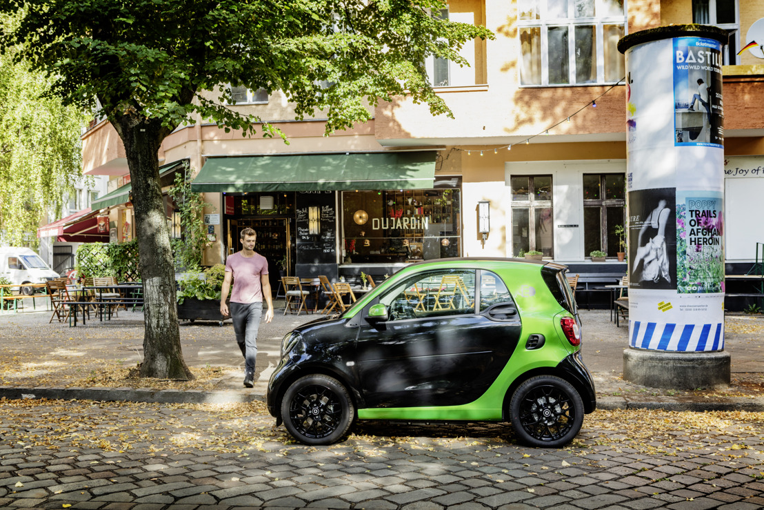 Think smart, drive electric