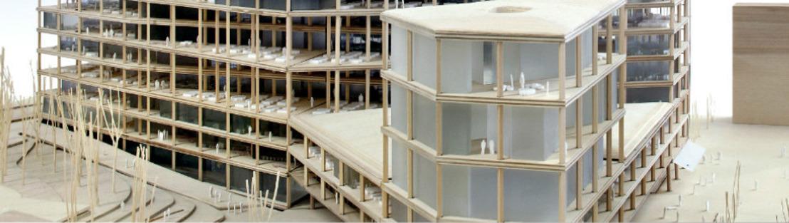 Robbrecht en Daem Architecten en Dierendonckblancke Architecten ontwerpen nieuw VRT-gebouw