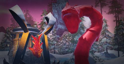 Perfect World Entertainment, Inc. po raz kolejny wprowadza specjalne ograniczone czasowo wydarzenia zimowe do naszych gier