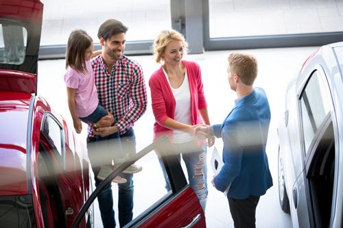 Naar het Autosalon met een autolening van KBC tegen slechts 0,85% op zak