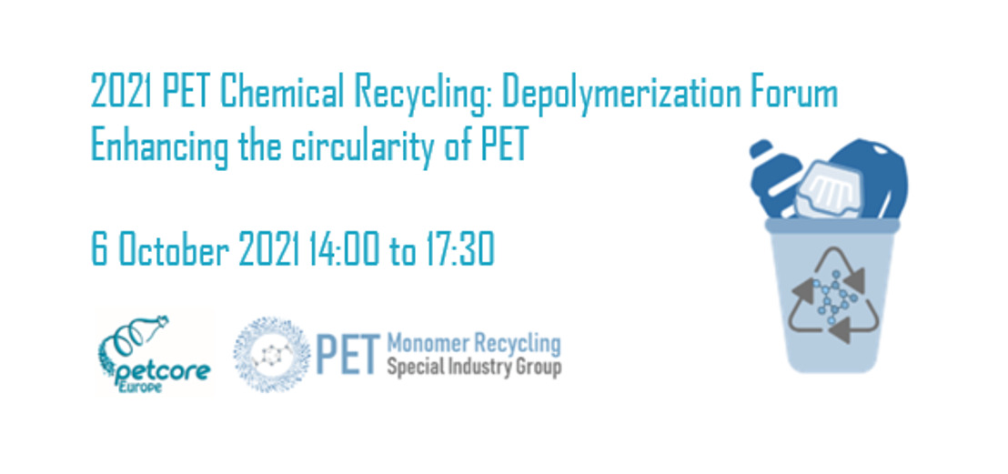 2021 PET Chemical Recycling: Depolymerization Forum