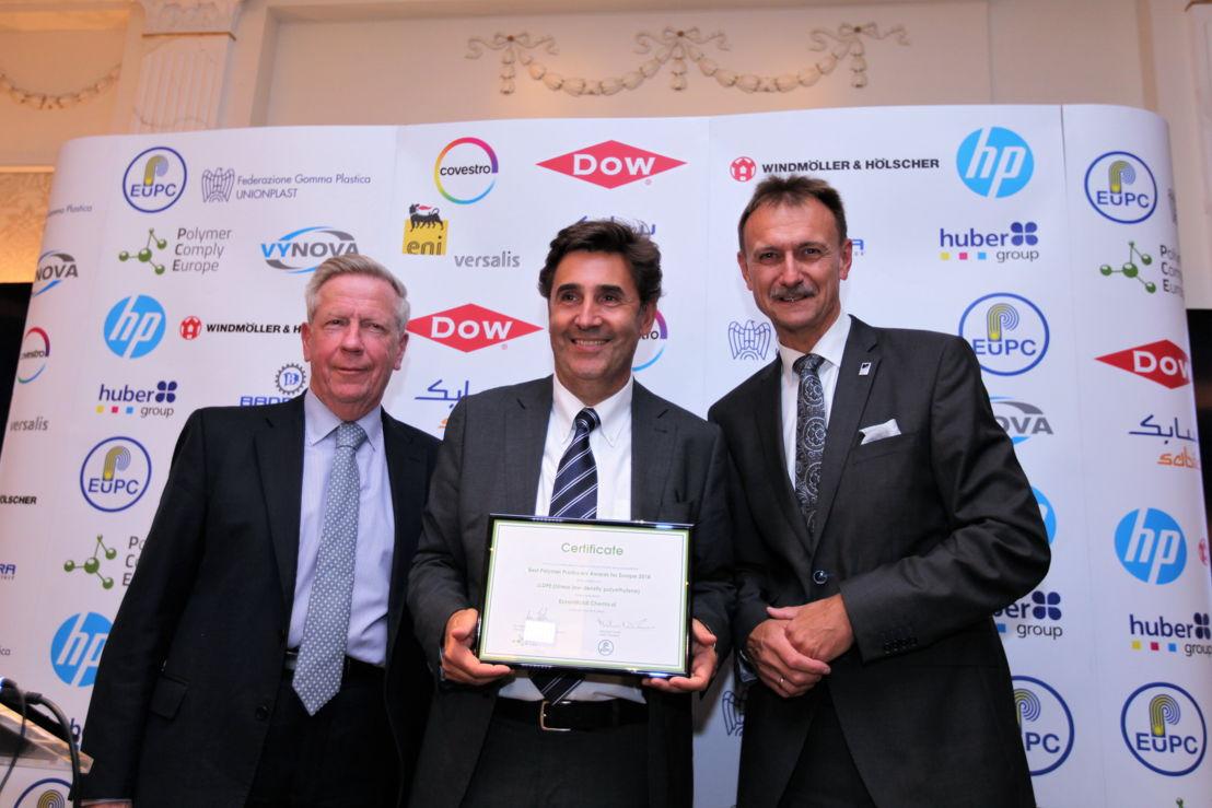 Best Polymer Producers Awards LLDPE - ExxonMobil