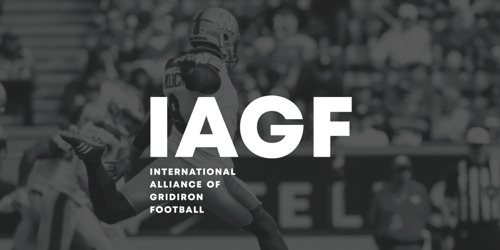 PHOTO OP: INTERNATIONAL ALLIANCE OF GRIDIRON FOOTBALL UNITES IN CALGARY