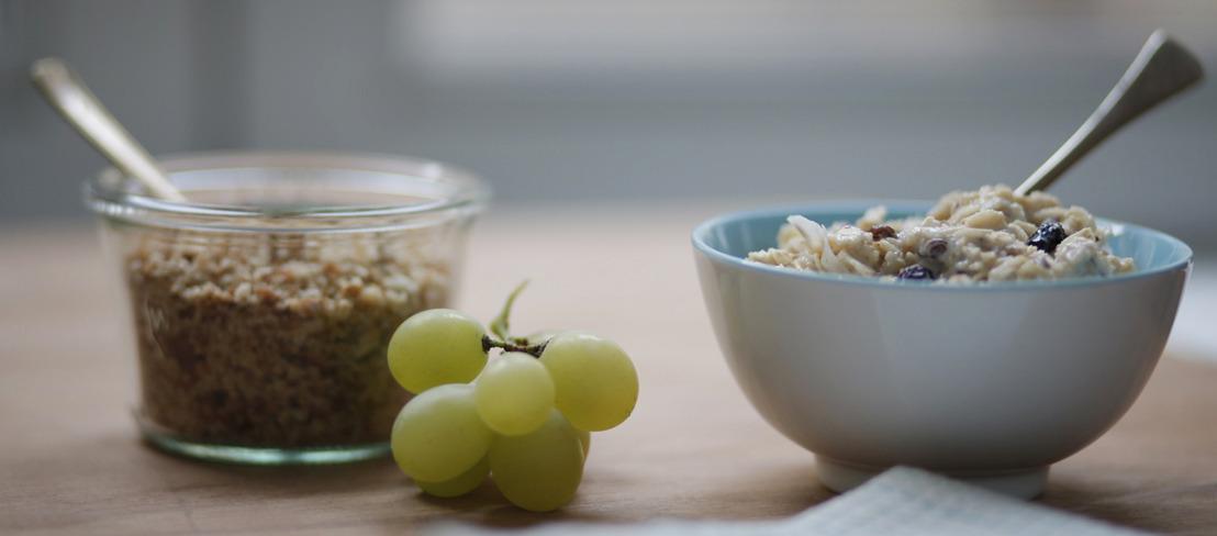 COMMUNIQUE DE PRESSE : Variez votre petit-déjeuner avec les porridges belges bio turtle !