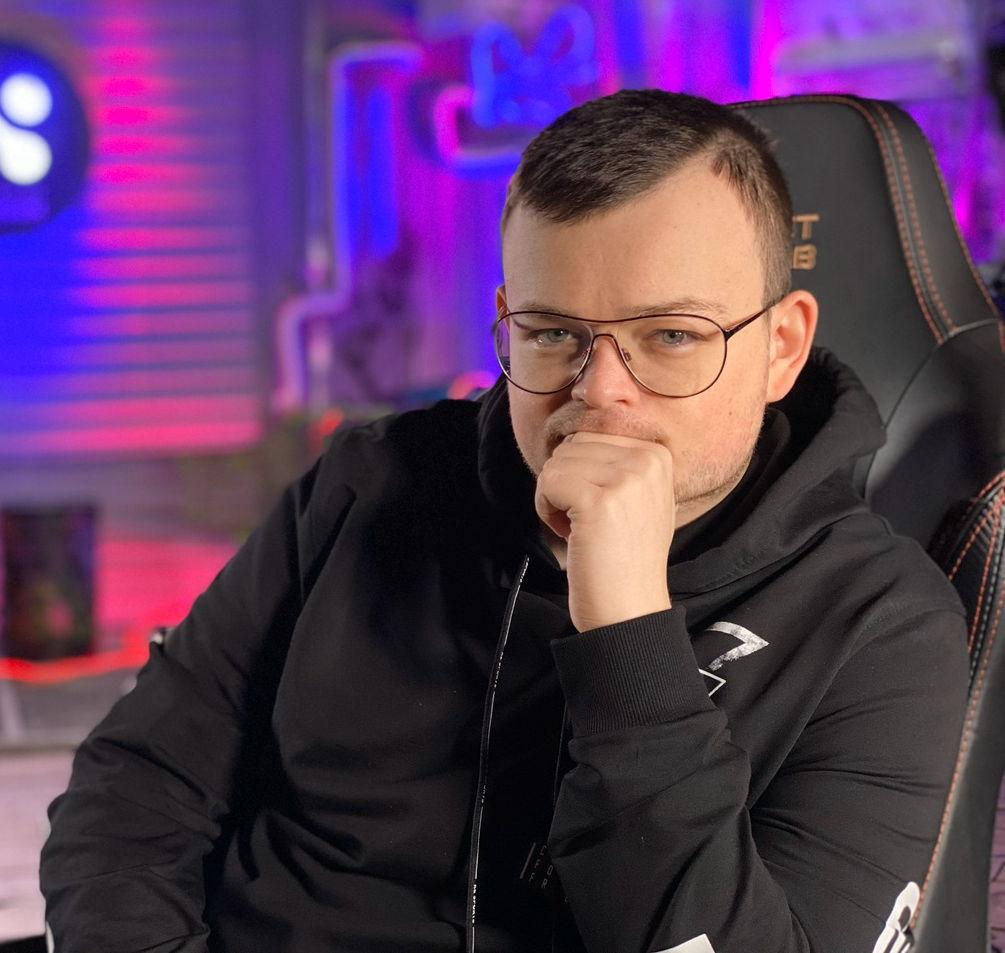 Максим Белоногов, генеральный продюсер и chief visionary officer WePlay Esports. Фото: WePlay Esports