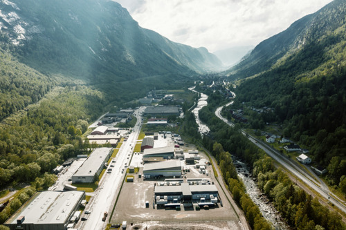 Green Computing Performance: Volkswagen opens carbon neutral data center in Norway