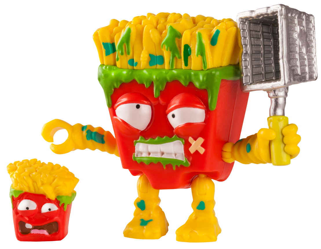 Figura de Acción Fungus Fries