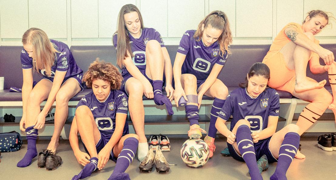 RSC Anderlecht et Telenet font avancer le football féminin