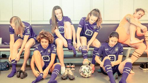 RSC Anderlecht en Telenet stuwen vrouwenvoetbal vooruit
