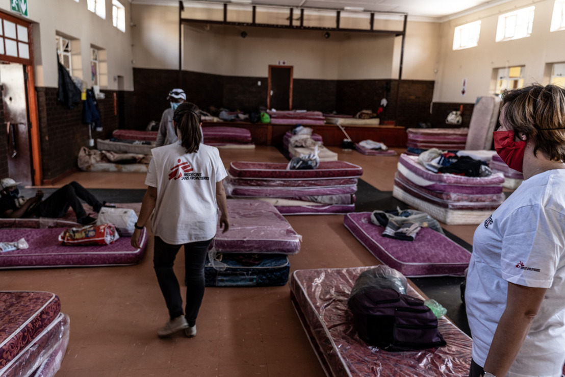 MSF: Immediate equitable access to COVID-19 vaccines is critical for Southern Africa and the world to prevent more suffering and death