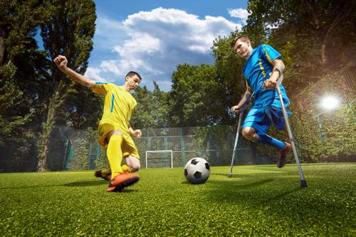 Vrije Universiteit Brussel partner van Para Football