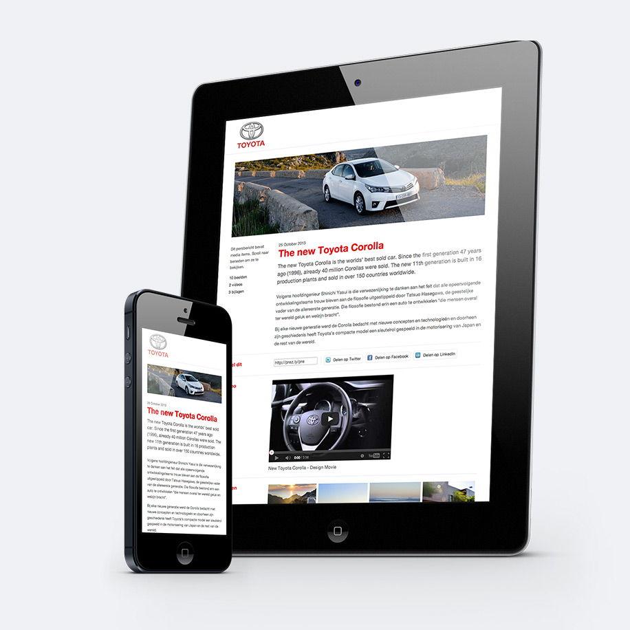 Toyota example