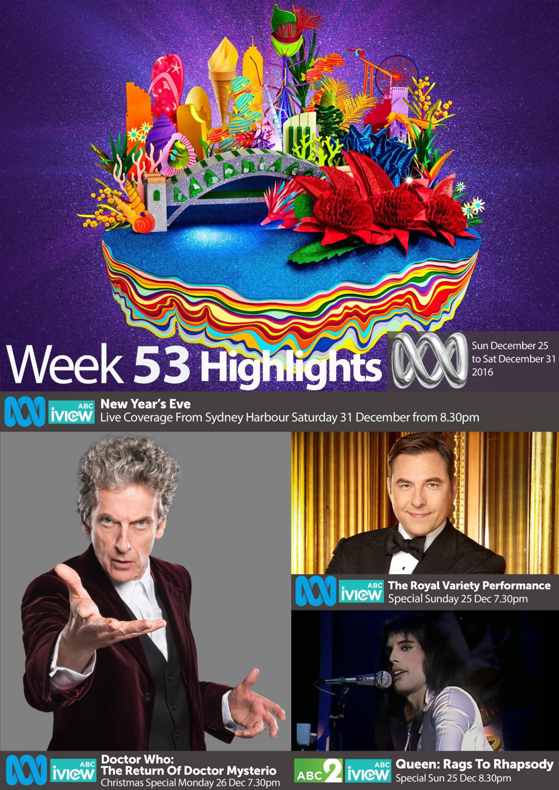 ABC Program Highlights - Week 53