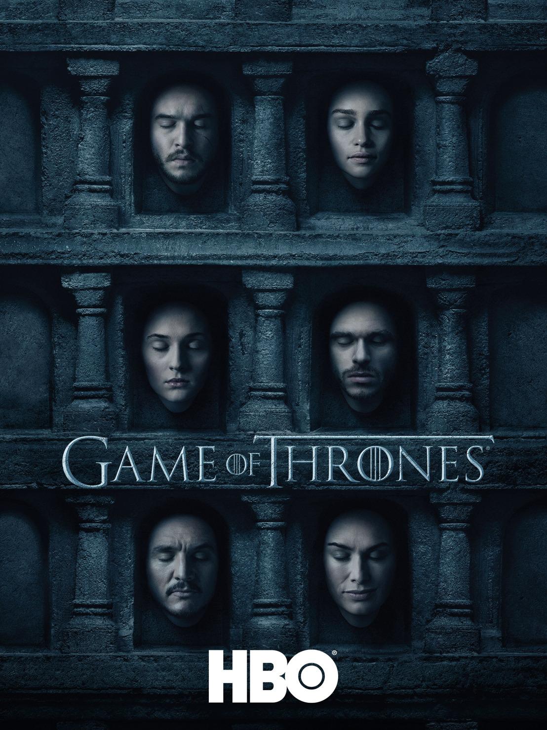 Eerste beelden van Game of Thrones 6 gaan de wereld rond