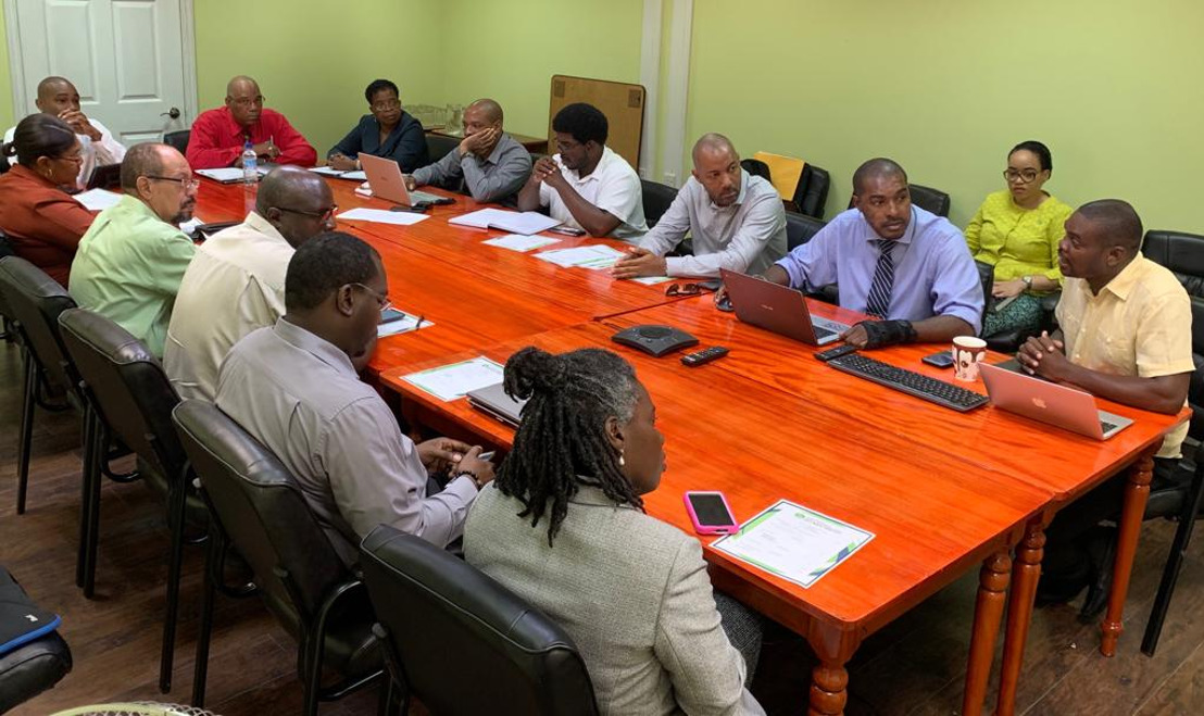 OECS hosts National Consultations for Multi-Purpose Identification System