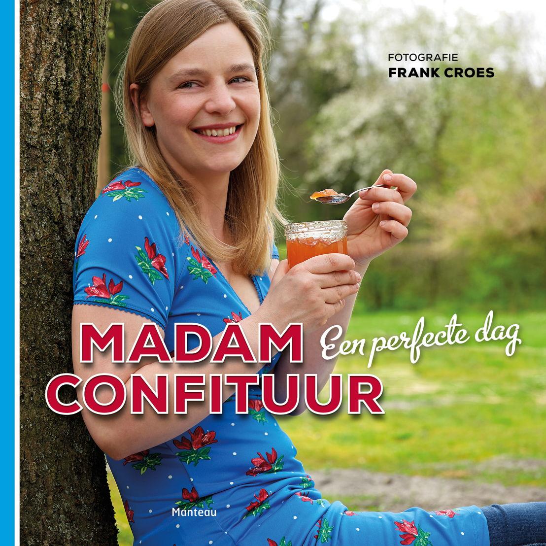 Cover Madam Confituur: een perfecte dag