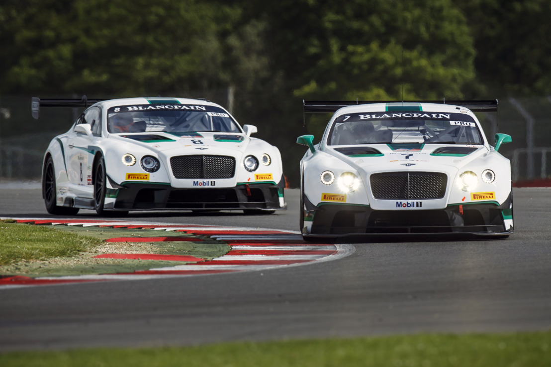Bentley bevestigt namen voor Bathurst 12 Hour