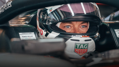 """Inside E"" podcast: An interview with the TAG Heuer Porsche Formula E driver"