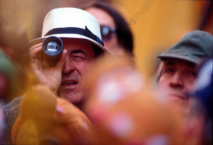 Last Tango of Bernardo Bertolucci (1941 - 2018)