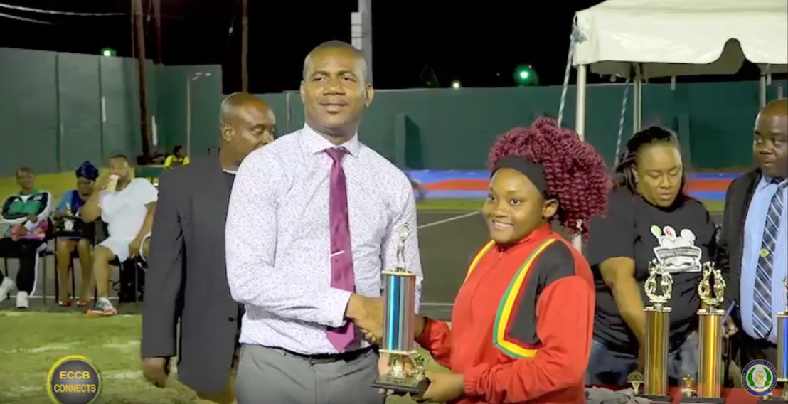 ECCB Connects: Saint Lucia emerges champion at the 2018 OECS/ECCB Under-23 Netball Tournament