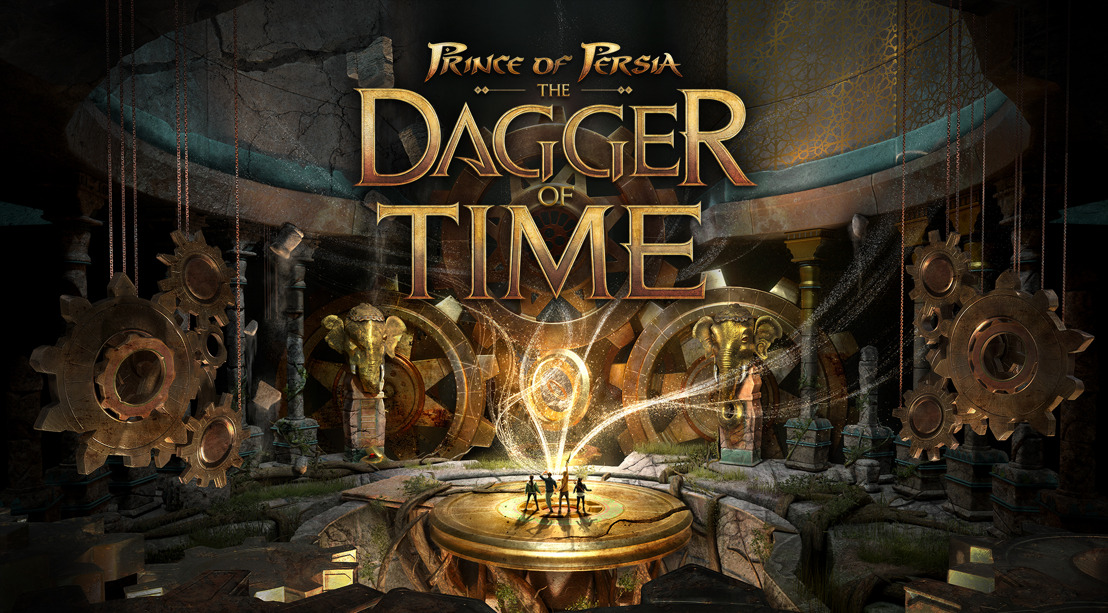 PRINCE OF PERSIA®: THE DAGGER OF TIME - UBISOFT KÜNDIGT NEUEN VR-ESCAPE ROOM AN