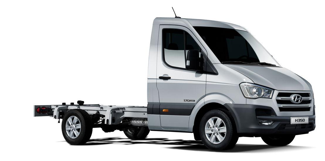 H350 Truck