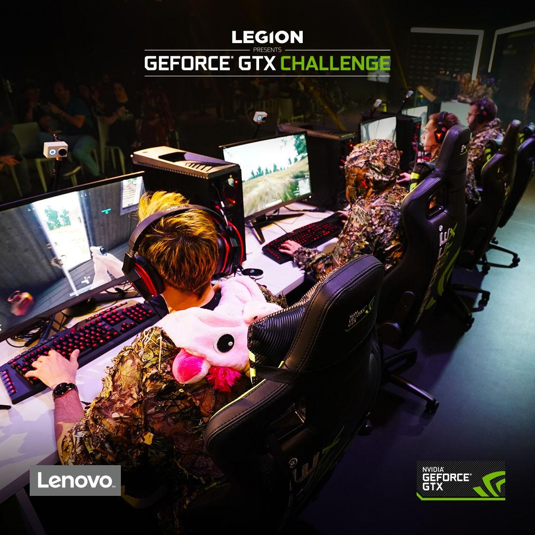 Lenovo Legion GTX Challenge 2017