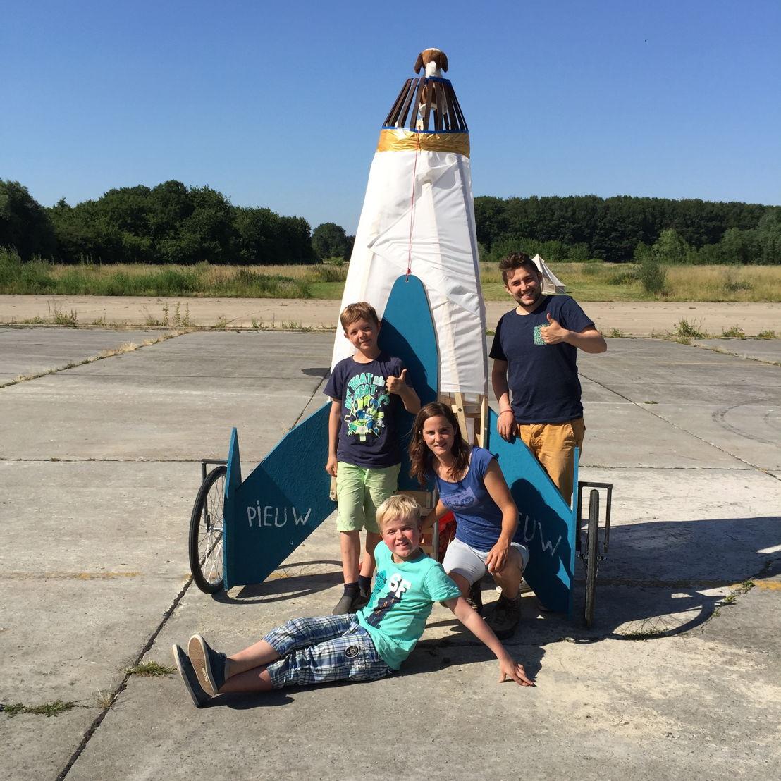 Week 1 - Familie Notteboom en raket