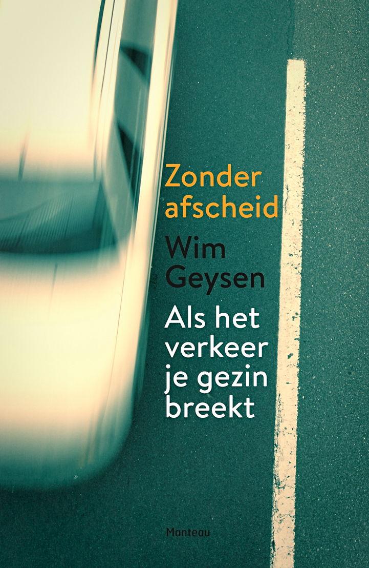 Cover 'Zonder afscheid'