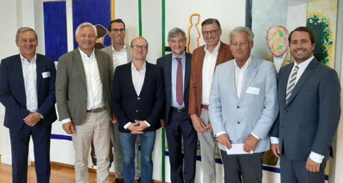 Apzi-Voka West-Vlaanderen pleit voor sterk havenbeleid tijdens komende nieuwe Vlaamse legislatuur