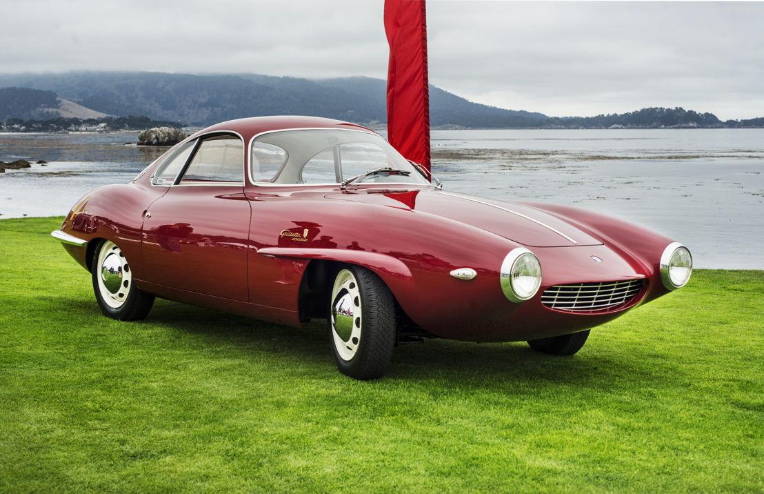 1957 Alfa Romeo Giuleietta Sprint Speciale