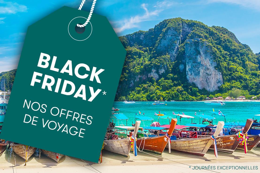 Black Friday - Cathay Pacific compense gratuitement les émissions carbone de ses passagers