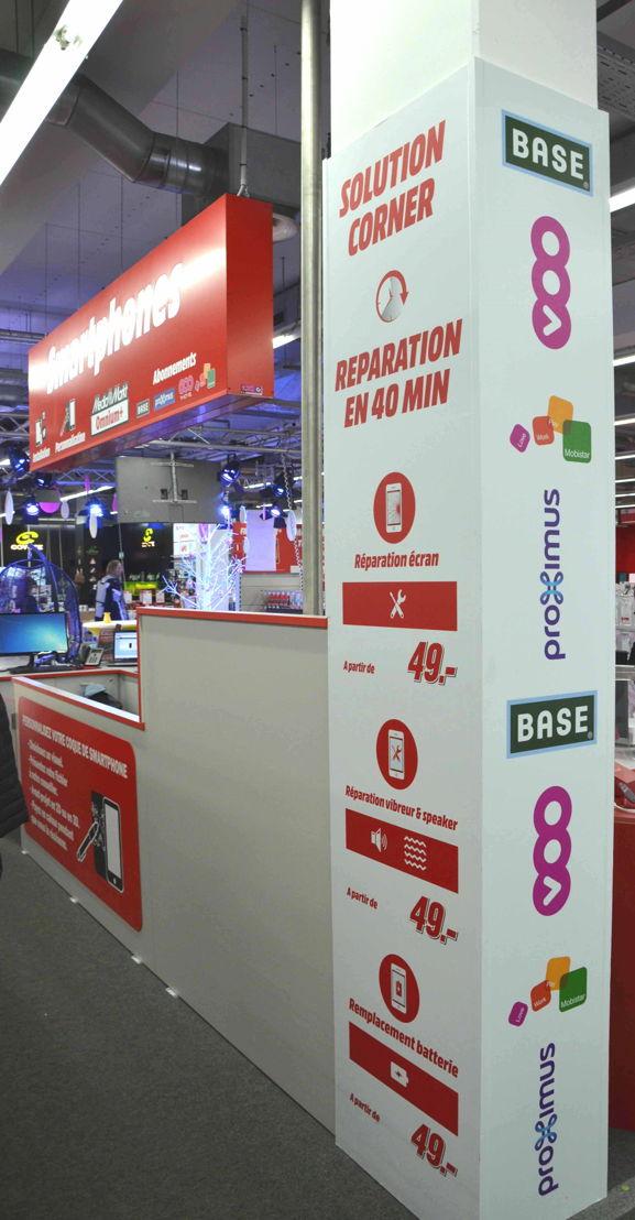 Media Markt - Solutions Corner