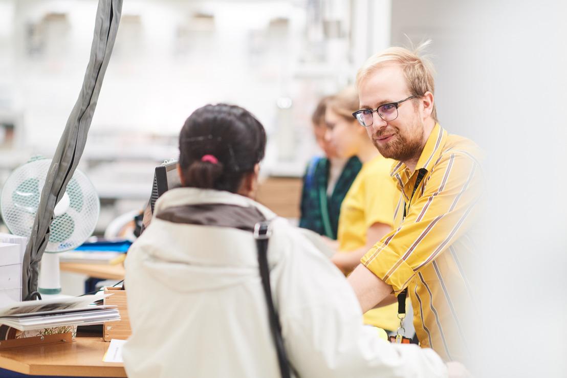 IKEA Belgique apporte de bonnes nouvelles pour le marché de l'emploi