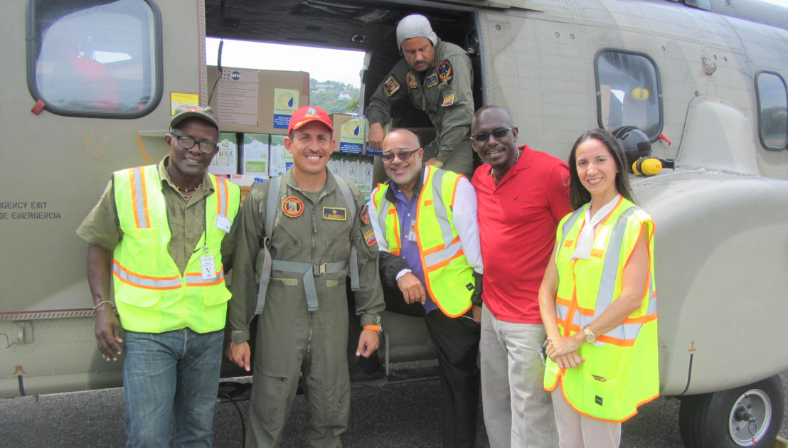 OECS joins forces with Venezuela to deliver critical assistance to hurricane-battered Member States