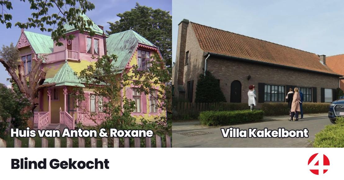 Zo ziet de Vlaamse Villa Kakelbont van Anton & Roxane eruit in Blind Gekocht